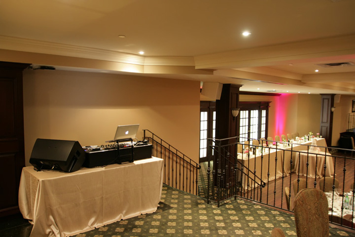 Bellvue Manor Impact Dj Disc Jockey Toronto
